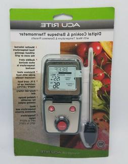 AcuRite 00277 Digital Cook Thermometer