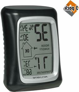AcuRite 00325 Indoor Thermometer & Hygrometer with Humidity