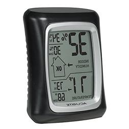 AcuRite 00325 Indoor Thermometer with Digital Hygrometer and