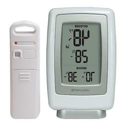 00611a3 wireless indoor outdoor thermometer and humidity