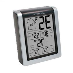 AcuRite 00613MB Humidity Monitor with Indoor Thermometer, Di