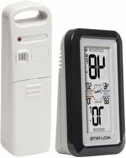 AcuRite 02043 Digital Thermometer with Indoor/Outdoor Temper