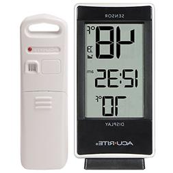 AcuRite 02059M Digital Thermometer with Indoor and Outdoor T