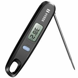 Habor 050 Magnetic Meat Thermometer,4.8 inches Folding Probe