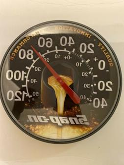 12 snap on tools collectible fahrenheit thermometer