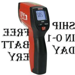 Craftsman 19750 Mini IR Infrared Thermometer with Laser Poin