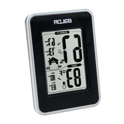 1pc Thermometer and Hygrometer Battery Powered Digital Tempe