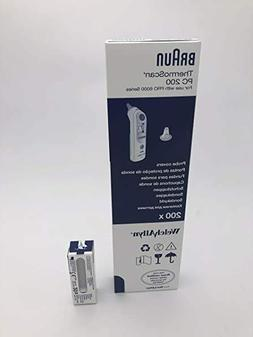 200 BRAUN ThermoScan  Ear Thermometer Probe Covers Lens Filt