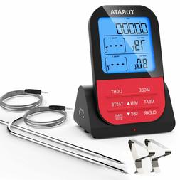 260 Ft Sensing Meat Food Thermometer Wireless Remote Instant