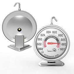 """Large 3"""" dial oven thermometer - KT THERMO  NSF-approved a"""