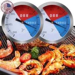 300℃ Temperature Gauge Thermometer for Barbecue BBQ Grill