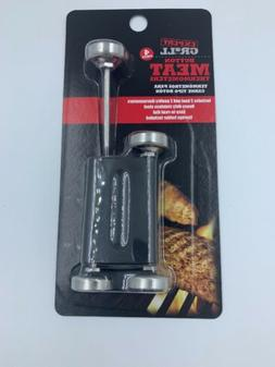 4-Pack Steak & Poultry Button Thermometer Set With Holder St