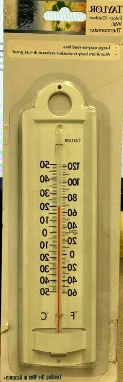 Taylor 5135N Tube Thermometer Plastic White