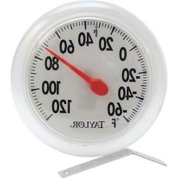 "Taylor Precision 5630 6"" Dial Thermometer"