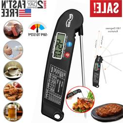 Digital Meat Thermometer Probe Kitchen Food Cooking BBQ Gril