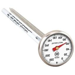ACU-RITE 640 STAINLESS STEEL INSTANT READ MEAT PROBE THERMOM