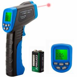 HOLDPEAK 981C Digital Cooking Thermometer Food Laser Infrare