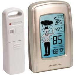 AcuRite 00827 What-to-Wear Wireless Weather Forecaster