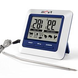Famili MT004 Digital Electronic Kitchen Food Cooking Meat Th