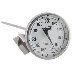 """Taylor Precision 6084J12 Candy/Deep Fry Thermometer w/ 12"""" S"""
