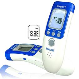 TempIR Body Temperature Thermometer, Infrared for Baby Adult