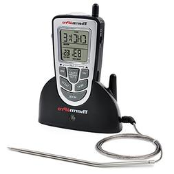 ThermoPro TP09 Wireless Remote Digital Meat Thermometer for