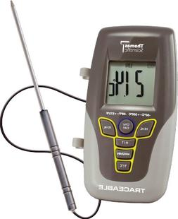 "Thomas Traceable Kangaroo Thermometer, 7.5"" Probe Length, -5"