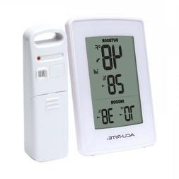 AcuRite Weather Station Thermometer Humidity Ind / Out Senso