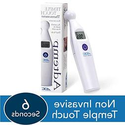 ADC Temple Touch Digital Fever Thermometer, Non Invasive and