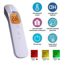 Adult Children Forehead and Ear Gun Thermometer for Baby Adu