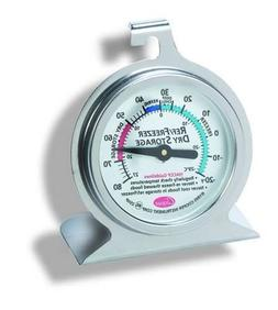 Cooper Atkins 10-25HP-01-1 Silver Thermometer For Refrigerat