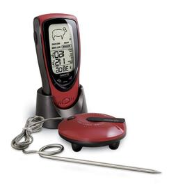 Oregon Scientific Aw131 Wireless Talking Bbq Oven Thermomete