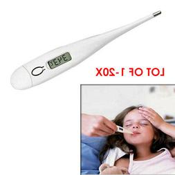Baby/Adult Oral LCD Digital Thermometer Health Medical Therm