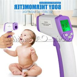 Baby Body LCD Digital IR Infrared Thermometer Non-Contact La