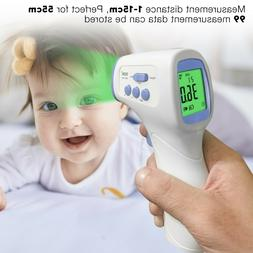Baby Thermometer, Thermometer for Fever Ear and Forehead, Ki