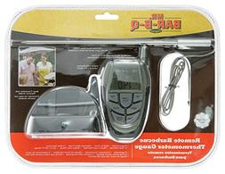 Mr. Bar.B.Q Remote Barbecue Thermometer Gauge - Celsius, Fah