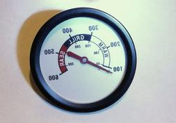 BBQ Grill Thermometer Temperature Gauge