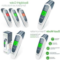 iProven Bluetooth Dual Mode Forehead & Ear Thermometer, Moth