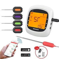 Soraken GM-001 Bluetooth Wireless Meat Thermometer for Grill