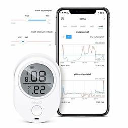 Bluetooth Temperature Humidity Monitor for iPhone/Android, G