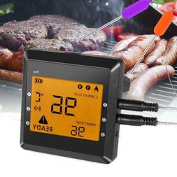 Bluetooth Wireless Remote Digital Cooking Food Meat BBQ Ther