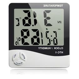 C/F Humidity Monitor Weather Thermometer Digital Hygrometer