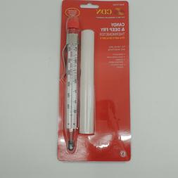 CDN Candy/Jelly & Deep Frying Thermometer Laboratory Glass w