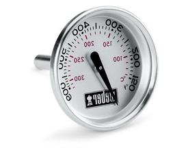 Charcoal, Spirit, Q Grill Replacement Thermometer, 1-13/16