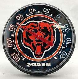Chicago Bears Outdoor Thermometer | NFL | 12 Inch