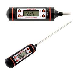 cooking thermometer lifetime replacement wa