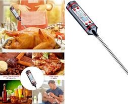 Cooking Thermometer Meat Food Grill BBQ Milk Water Temperatu