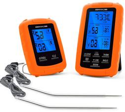 Cooking Thermometer Wireless Meat and Food Thermometer with