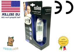 IN HAND Infrared Braun ThermoScan 5 For Baby/Adult Digital E