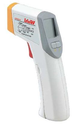 Wahl DHS85XL Hand-Held Infrared Thermometer, -4 - 619 degree
